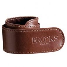 Brooks broekklem leer br