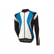 Shirt Lange Mouw Osero Blauw/Wit S
