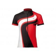 Shirt Korte Mouw Dobiacco Kind Rood 128
