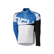 Shirt Lange Mouw Agu Line Wit/Blauw XXXL