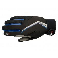 Handschoen Rossano Windproof Blauw XS