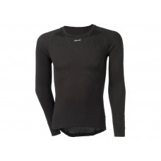 Shirt Lange Mouw Secco Underwear Zwart S