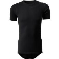 Onderkleding Shirt Korte Mouw Zwart small