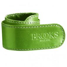 Brooks broekklem leer l grn